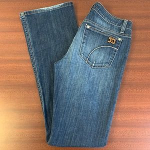 Joe's Jeans Honey Bootcut Factory Distressed